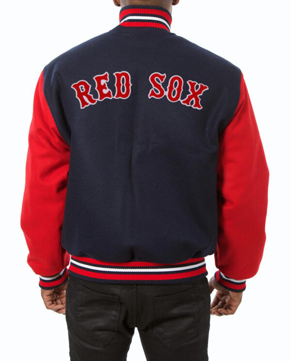 Vintage MLB Boston Red Sox Wool Jacket