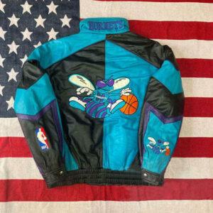 Vintage Michael Jordan NBA Charlotte Hornets Jacket