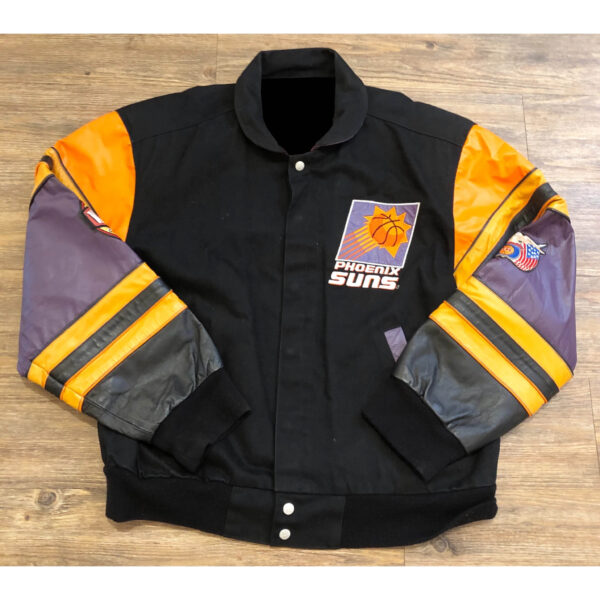 Vintage NBA Phoenix Suns Jeff Hamilton Varsity Jacket