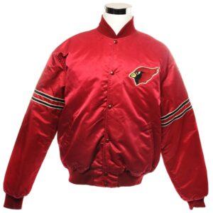 Vintage NFL Arizona Cardinals Bomber Jacket