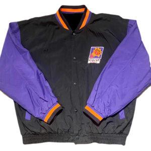 Vintage Phoenix Suns Pro Player Windbreaker Jacket