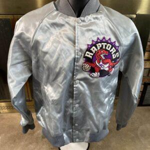 Vintage Toronto Raptors NBA Basketball Satin Jacket