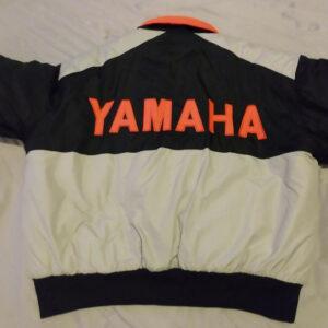 Vintage Yamaha Racing Windbreaker Jacket