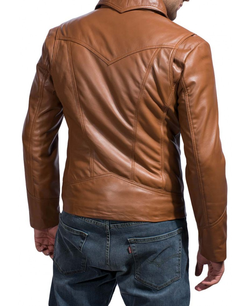 cc8e890b8 X-Men Days of Future Past Wolverine Leather Jacket - Jackets Maker