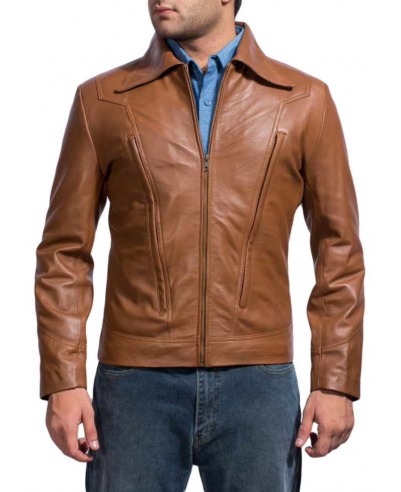 X-Men: Days of Future Past Wolverine Leather Jacket ...