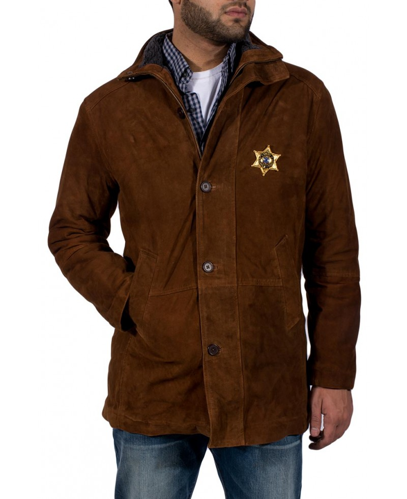 c948f93902678 Brown Sheriff Jacket - Jackets Maker