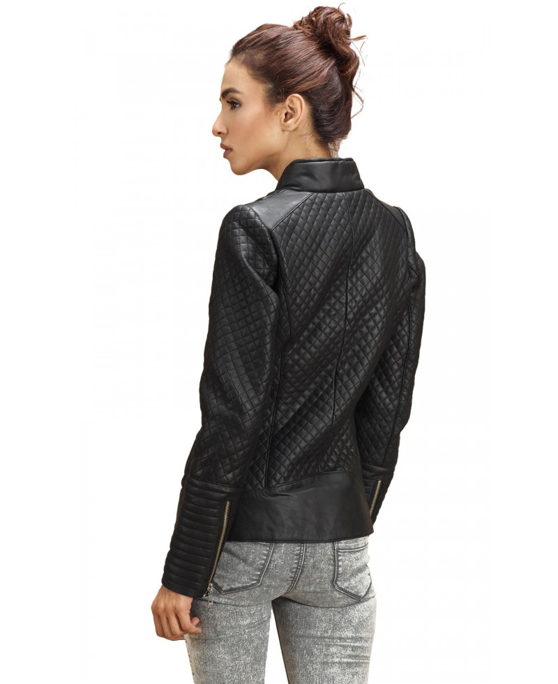 Quilted Bomber Jackets. Showing 48 of results that match your query. Search Product Result. Product - AG Womens Quilted Bomber Jacket by 9 Crowns Essentials. Product - Maralyn & Me Juniors' Diamond-Quilted Cire Bomber Jacket (XX-Large, Black) Product Image. Price $ .