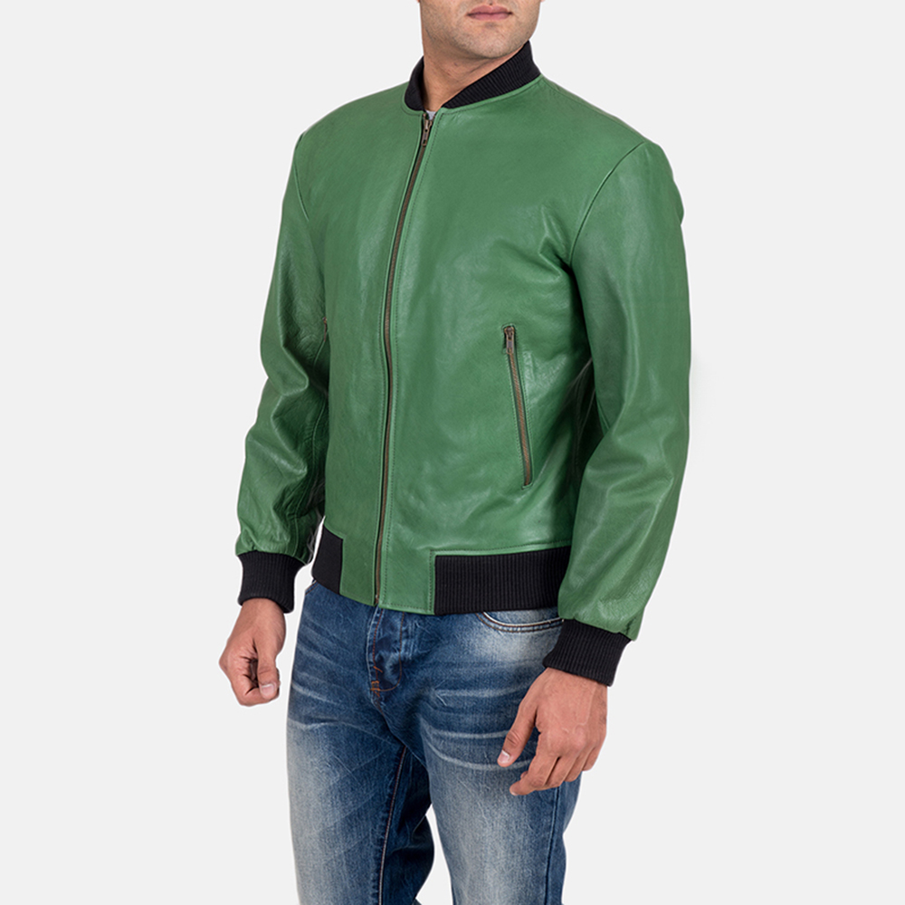 ARMY BOMBER JACKET - GREEN The Army Bomber Jacket by NA-KD features zipper at front for closure, pockets at sides with buttons for closure. , Login to see more detail. Login to see more detail. Read Review. We will watch available offers for you. Read Review. Offers.