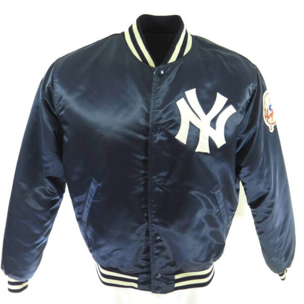 6ebb87b66 Vintage 80s New York Yankees Starter Jacket