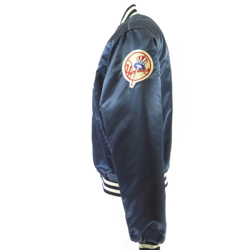 2a9704435 Vintage 80s New York Yankees Starter Jacket - Jackets Maker