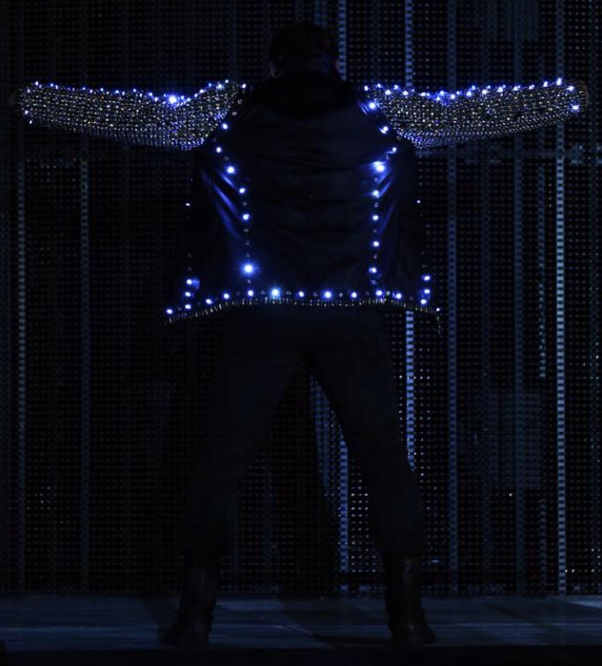 Chris Jericho Light Up Jacket - Jackets Maker