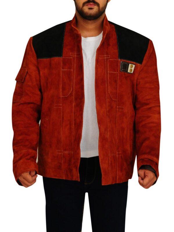 Star Wars Story Han Solo Jacket