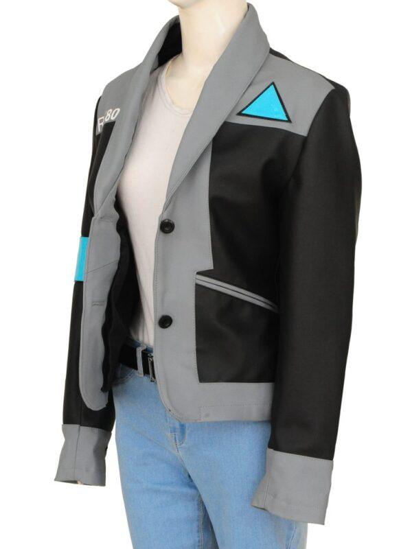 Agent Kara Detroit Become Human Cosplay Jacket