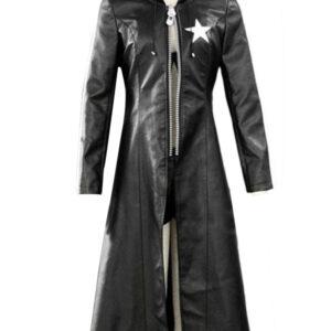 Anime Black Rock Shooter BRS Cosplay Coat