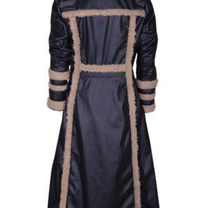 Asia Argento XXX Fur Coat