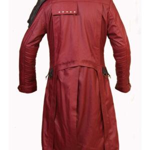 Chris Pratt Guardian of the Galaxy Maroon Coat