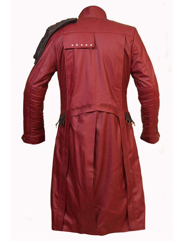 Chris Pratt Guardian of the Galaxy Maroon Coat