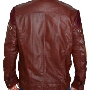 Chris Pratt Guardians Of The Galaxy Peter Quill Jacket