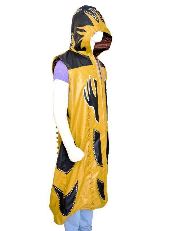Dustin Patrick Runnels Jr Halloween Costume Coat