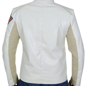 Mark Wahlberg Planet Of The Apes White Jacket