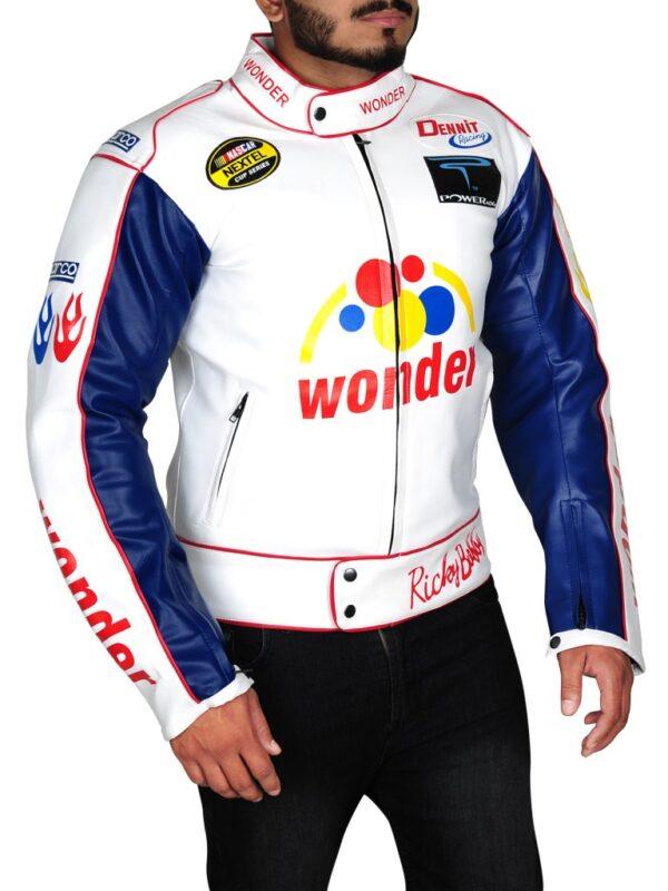 Ricky Bobby Talladega Nights Wonder Bread Jacket