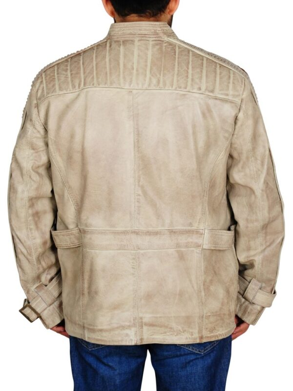 The Last Jedi John Boyega Leather Jacket