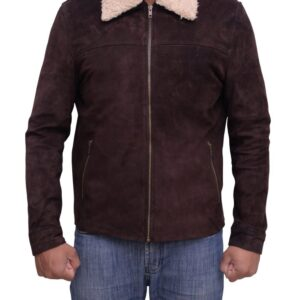 The Walking Dead Rick Grimes Brown Jacket