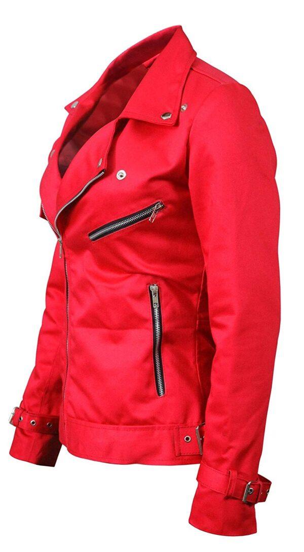 Riverdale Womens Red Southside Serpents Jacket Jackets Maker