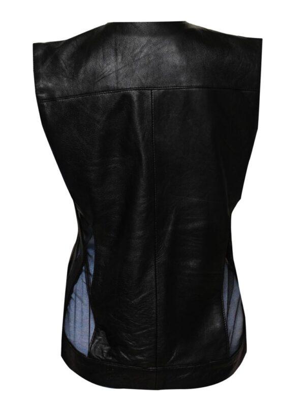 Zoe Saldana Guardians Of The Galaxy Stylish Vest
