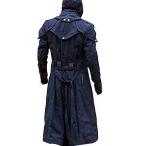 Arno Assassins Creed Unity Hooded Coat