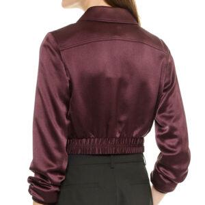 Arrow Felicity Smoak Cropped Jacket