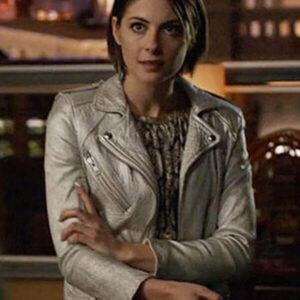 Arrow Sliver Willa Holland Leather Jacket