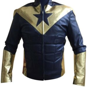 Eric Martsolf Smallville Leather Jacket