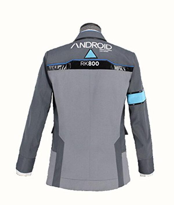 Detroit Become Human Connor Uniform Coat