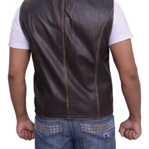 Anson Mount Hell on Wheels Vest