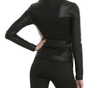 The Avengers Black Widow Jacket