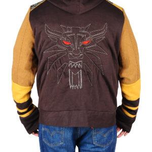 Geralt Armor Witcher 3 Hoodie Jacket