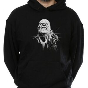 Men's Avengers Infinity War Thanos Fierce Hoodie