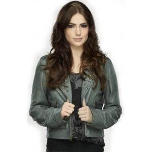 Janet Montgomery Salem Mary Sibley Jacket