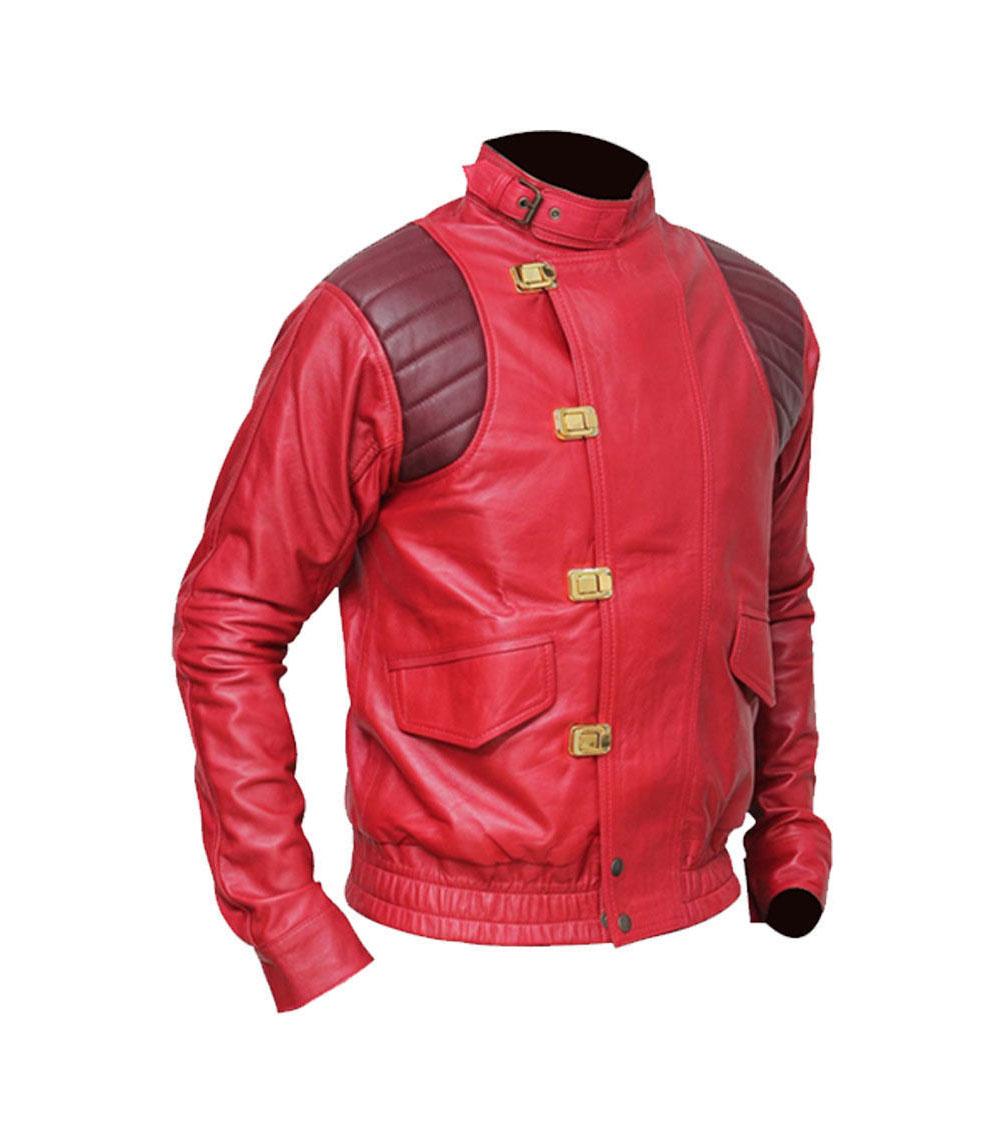 Akira Kaneda Leather Jacket Jackets Maker