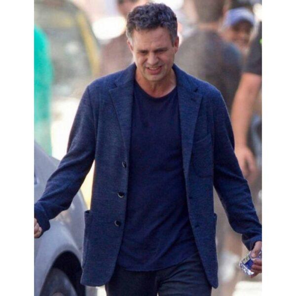 Avengers Infinity War Mark Ruffalo Leather Jacket
