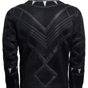 Chadwick Boseman Black Panther Jacket