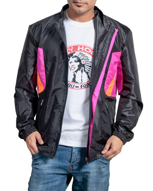 Deadpool Cycling Black Jacket