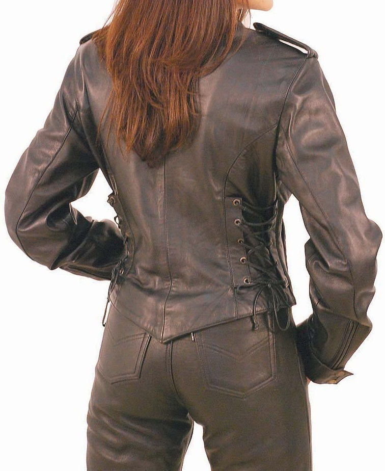 top-rated quality replicas outlet sale Military Leather Jacket for Women - Jackets Maker