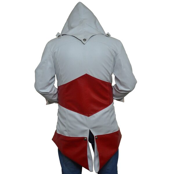 Assassin's Creed 3 Connor Kenway Leather Coat