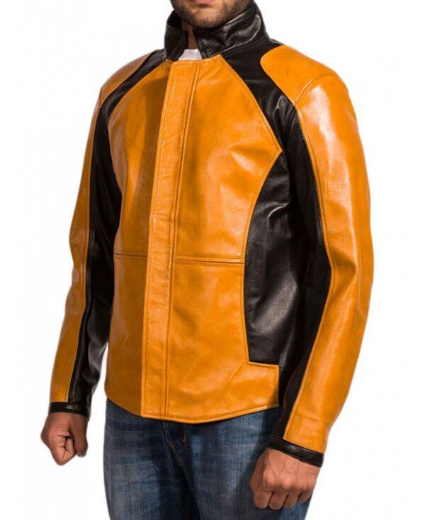 Cole MacGrath InFamous Leather Jacket