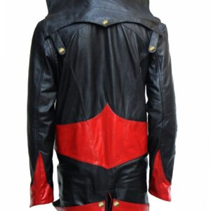 Cosplay Assassin's Creed Leather Jacket