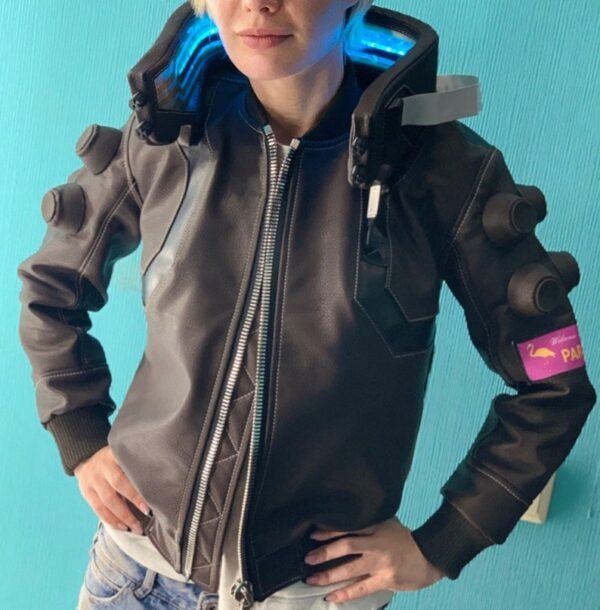 Cyberpunk2077 Handmade Jacket