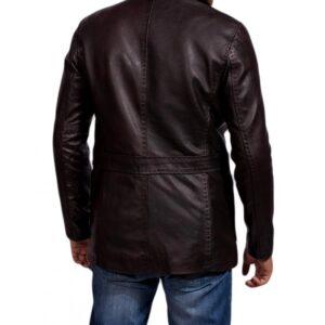 Fast and Furious 7 Jason Statham Leather Coat