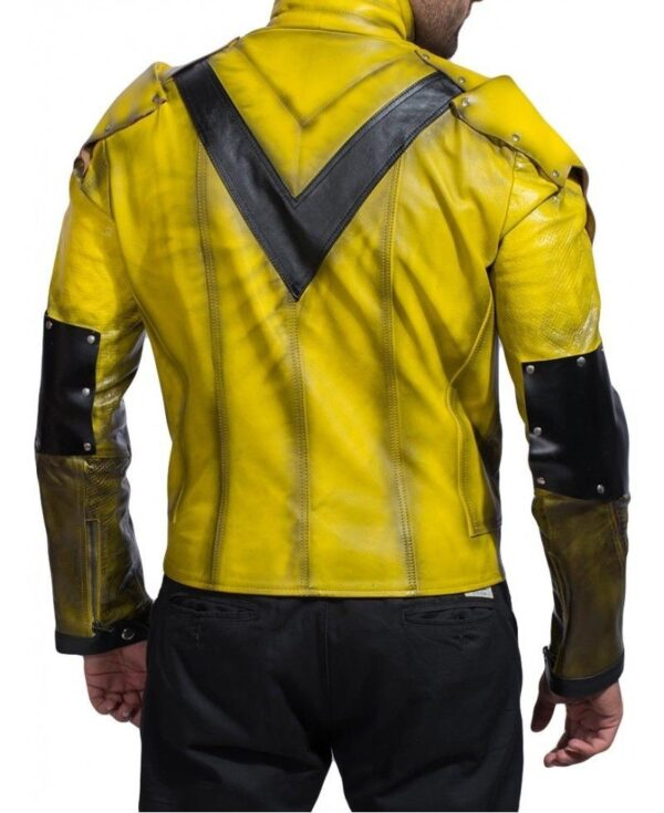 Reverse Flash Eobard Thawne Leather Jacket